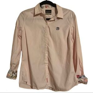 Barbour Country Cottage Prints Buttoned Shirt 10